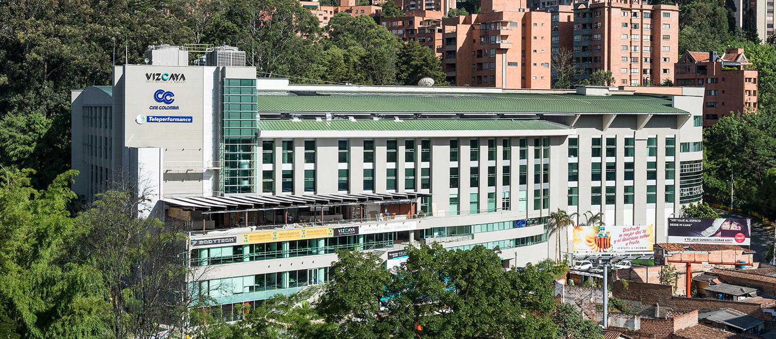 Ampliación Centro Comercial Vizcaya