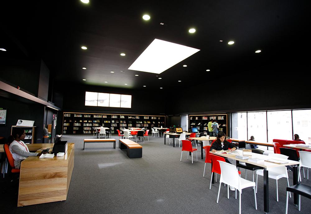 Parque Biblioteca San Cristobal