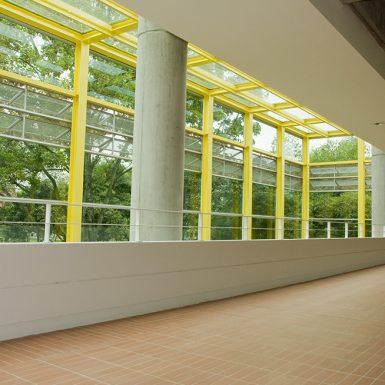 Edificio Científico Jardín Botánico