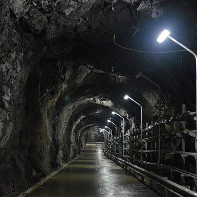 Minicentral Providencia 1 y 3 Mineros