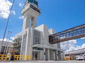 Módulo de Conectividad Exterior B Aeropuerto JMC