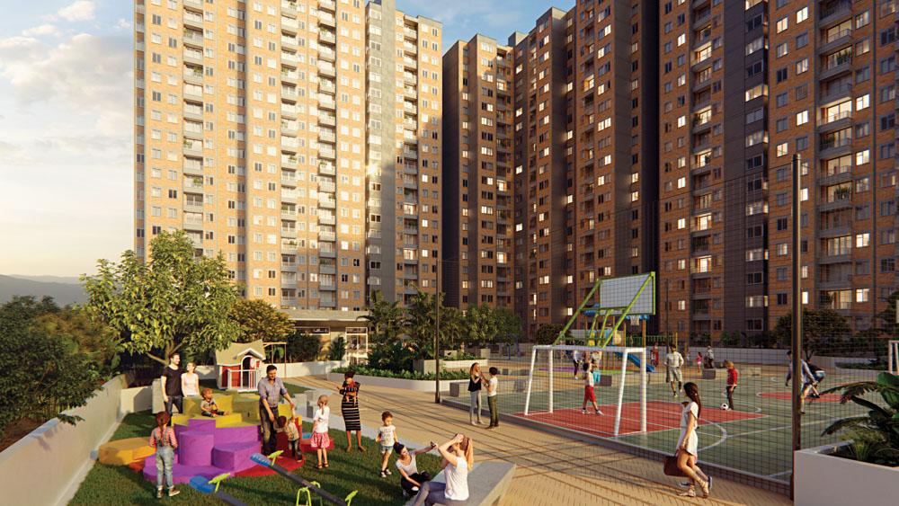 apartamentos refugio valle verde